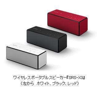 ワイヤレスポータブルプレイヤーSONY SRS-X3 .JPG